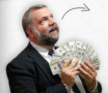 คนถือเงินสดคือผู้ชนะ